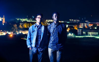 Joseph Rosen and Emmanuel Oppong-Yeboah