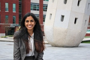 Ragini Phansalkar will pursue her MD and PhD at Stanford in the fall of 2014.
