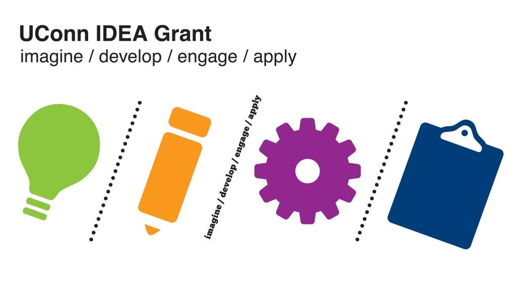 UConn IDEA Grant Logo