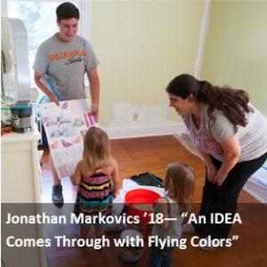 Jonathan Markovics