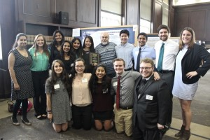 Photo of Markus Lab members