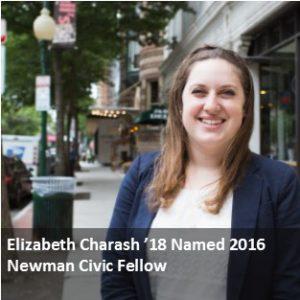 Elizabeth Charash '18