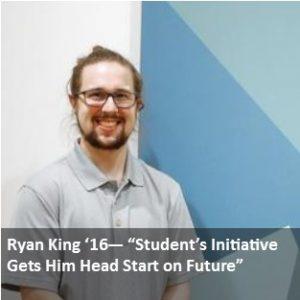 Ryan King '16