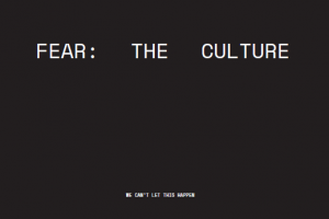 Fear the Culture Flyer