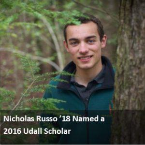 Nicholas Russo '18