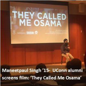 Maneetpaul Singh '15
