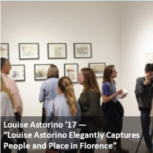 Louise Astorino Exhibition Article