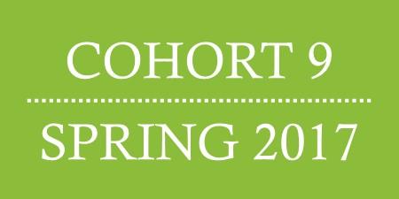Cohort 9 - Spring 2017