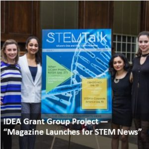 STEMTalk Launch