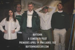 Buytown screening poster