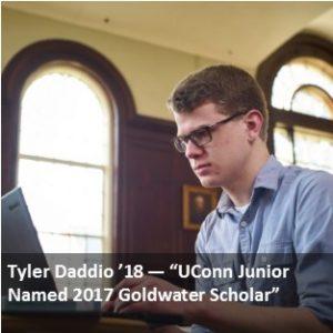 Tyler Daddio '18