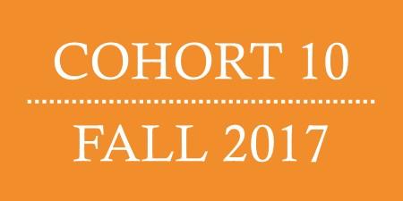 Cohort 10 / Fall 2017