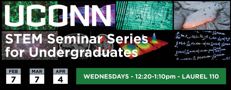 Spring 2018 STEM Seminar Series