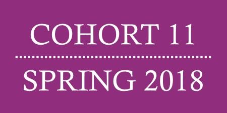 Cohort 11, Spring 2018