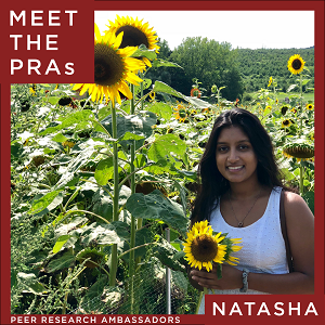 Meet the Peer Research Ambassadors: Natasha Patel