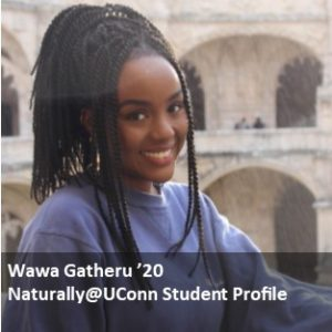 Wawa Gatheru Naturally@UConn