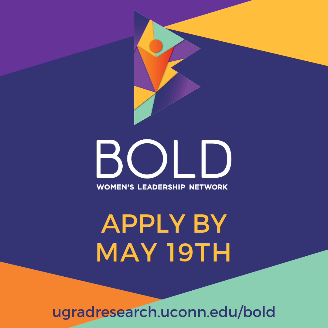 BOLD Women's Leadership Network: Apply by May 19th
