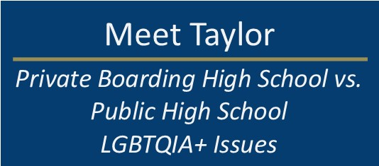 Link to Taylor Endress Profile.