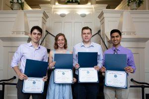 2019 UConn Goldwater Scholars