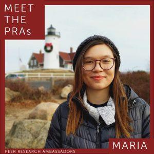 Meet the PRAs. Maria Latta.