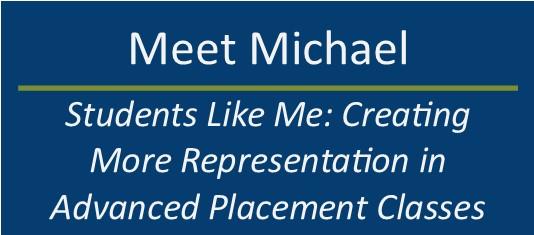 Link to Michael Hernandez Bio.