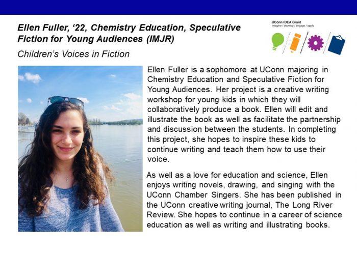 Ellen Fuller Bio.