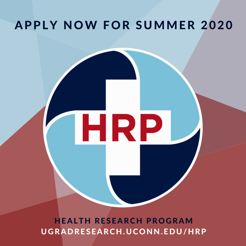 Apply now for Summer 2020: Health Research Program.