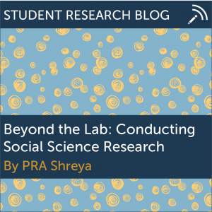 Beyond the Lab: Conducting Social Science Research. By PRA Shreya.