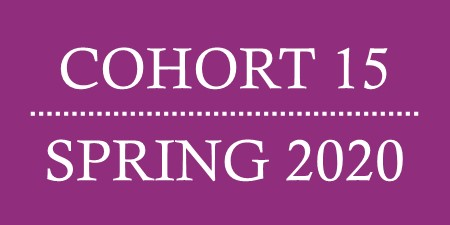 Cohort 15. Spring 2020.