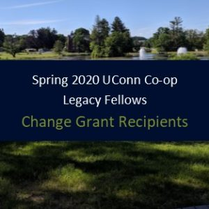 Spring 2020 Change Grant Recipients Press Release.