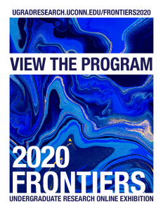 2020 Frontiers Undergraduate Research Online Exhibition: View the Program
