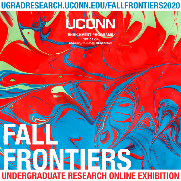 2020 Fall Frontiers Undergraduate Research Online Exhibition