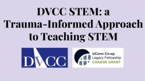 DVCC STEM: A Trauma-Informed Approach to Teaching STEM.