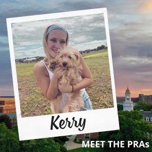 Meet the PRAs: Kerry.