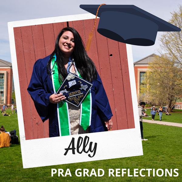 Graduating PRA Spotlight: Ally Bettencourt '21.