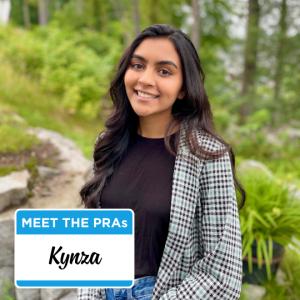 Meet the PRAs - Kynza.