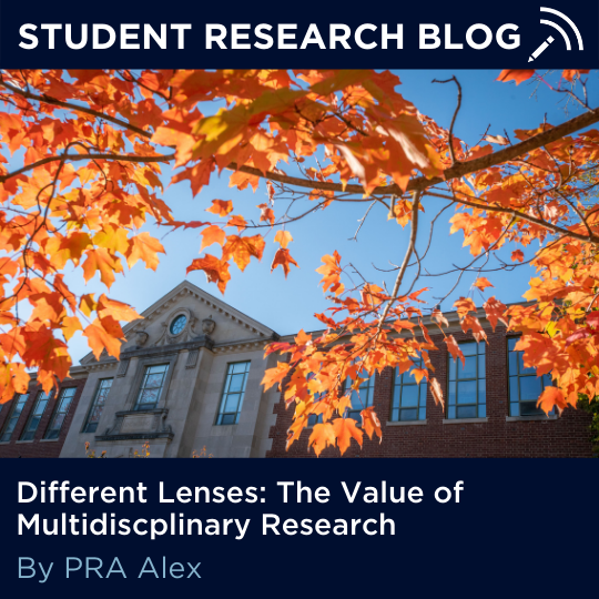 Different Lenses: The Value of Multidisciplinary Research. By PRA Alex.